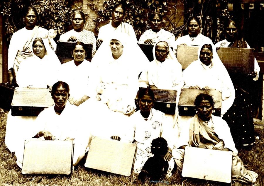 bag ladies midwifes