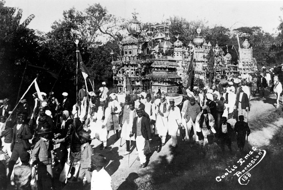 Muhurrum procession